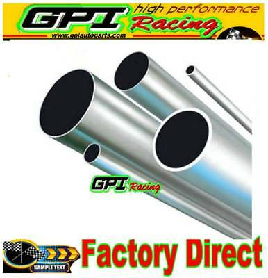 """3/"""" OD X 2.85/"""" ID 0.0787/"""" THICKNESS 6061 ALUMINUM TUBE PIPE ROUND L=12 INCH"""