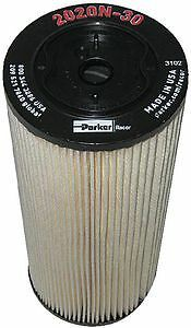 Racor 2010TM-OR Replacement Filter Element Turbine Series 12 Pack