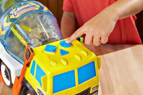 Details about  /Mattel Import Cookstruction Company Mega Mixer