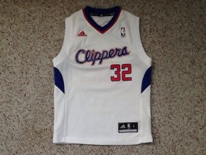 33cee0e34 Image is loading La-Los-Angeles-Clippers-Blake-Griffin-Basketball-Jersey-