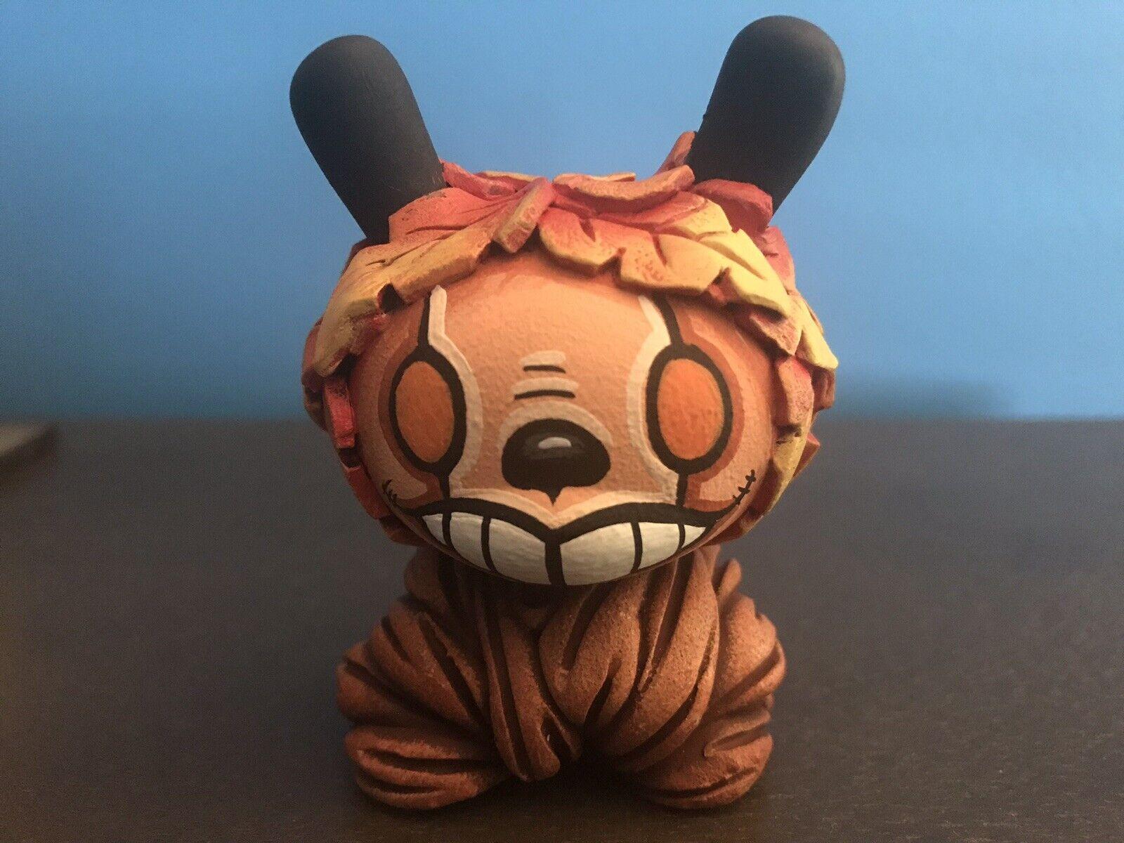 Custom Rsin Dunny Munny Kidrobot