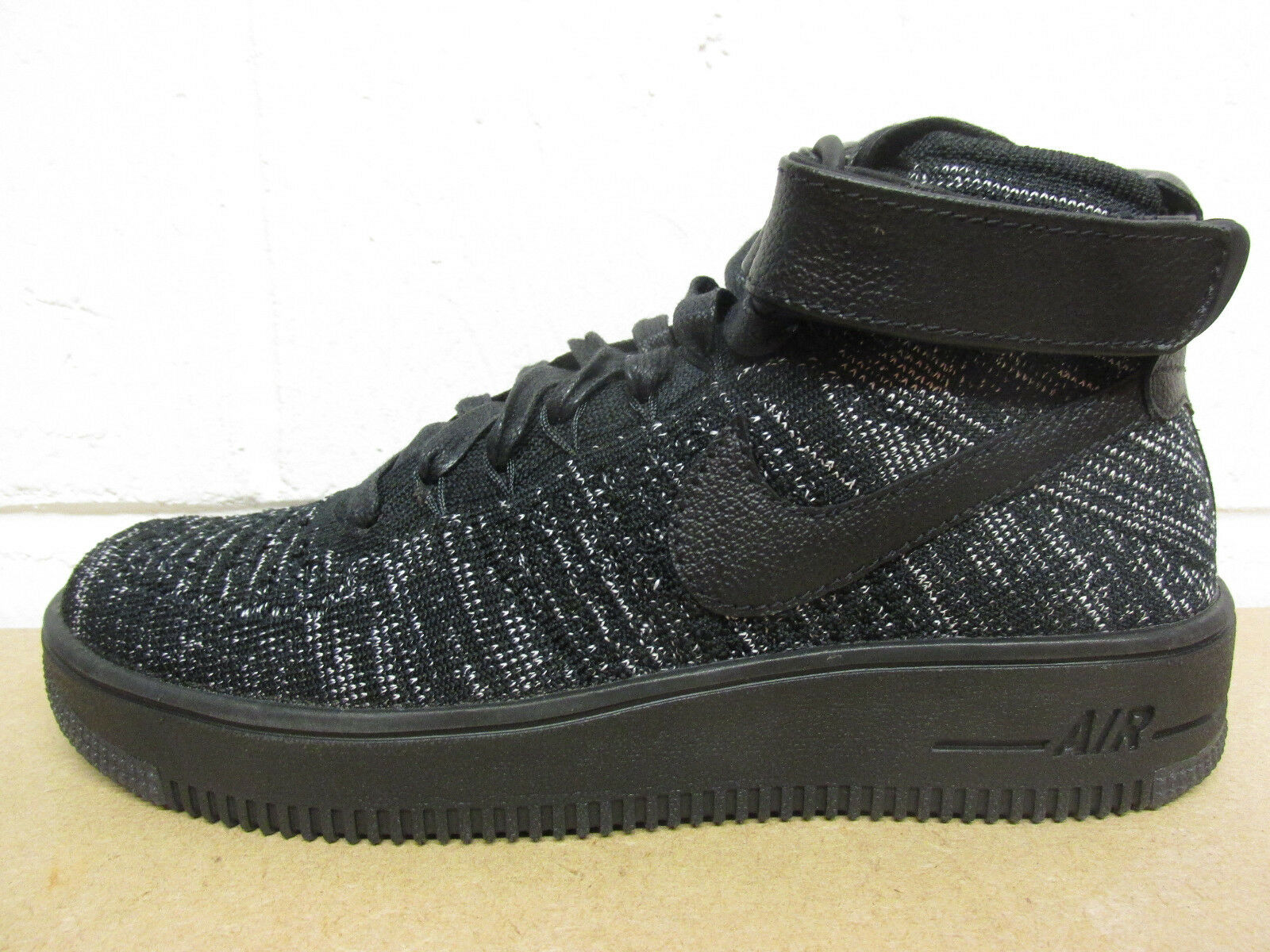 Nike Femme AF1 Air Force 1 Flyknit Baskets Montantes 818018 002 Baskets Chaussures