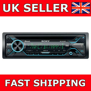 Sony-MEX-N5200BT-CD-MP3-Bluetooth-Car-Stereo-USB-Aux-In-iPod-iPhone-Player