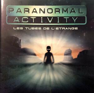 Compilation-CD-Paranormal-Activity-Les-Tubes-De-L-039-Etrange-France-EX-EX
