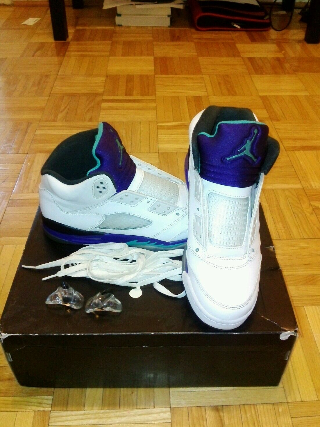 Air jordan retro 5 package