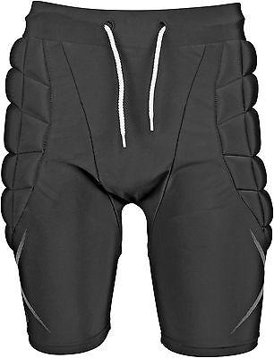 Di Animo Gentile Reusch Compression Short Padded Pantaloncini Mms Portiere Protezioni Laterali Negozio Online