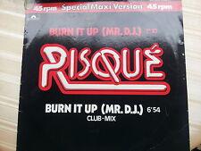Risque - Burn it up
