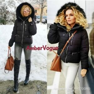 Jacket Dupont 8 Filling Xs Black Thermal Zara 6 Sorona Puffer Størrelse Bqx7YwPA