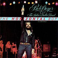 Bob Seger Horizontal Bop 45 Picture Sleeve.  Very Rare.  No record.