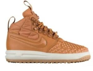 100% authentic 02399 512e4 Image is loading Nike-Air-AF1-Lunar-Force-Orange-Watershield-Women-