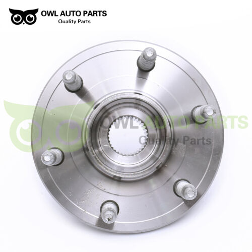 2 Front Wheel Hub Bearing Assembly LH /& RH for Chevy GMC Cadillac AWD 4x4 515096