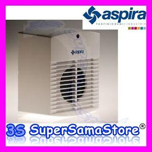 3s aspiratore 90 m3 hr aria odori bagno ac 100s aspira - Aspiratore centrifugo bagno ...