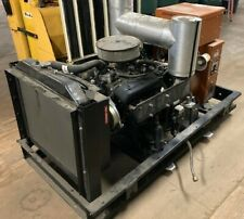 Generac 35kw Ng Gas Generator With Switching Station