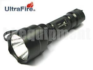 Ultrafire-C8-Cree-XM-L-T6-5Mde-LED-18650-Torch-SET