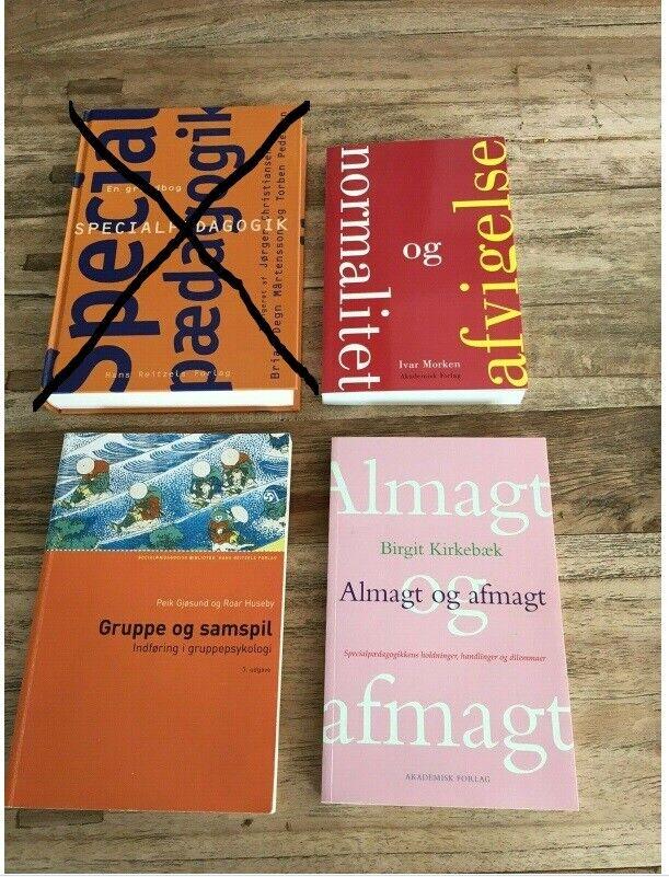 Bøger til læreruddannelsen, didaktik, pædagogik