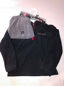 NEW! Avalanche Clothing Outdoor Supply Company 24M Boys Top & Beanie Set Nice!!