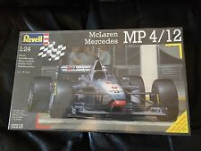 New Sealed Mclaren Mercedes MP 4/12 1/24 Scale Revell