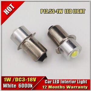 4x1W-3-18V-P13-5S-Led-Flashlight-Replacement-bulb-PR2-PR3-PR4-Lantern-Work-Light