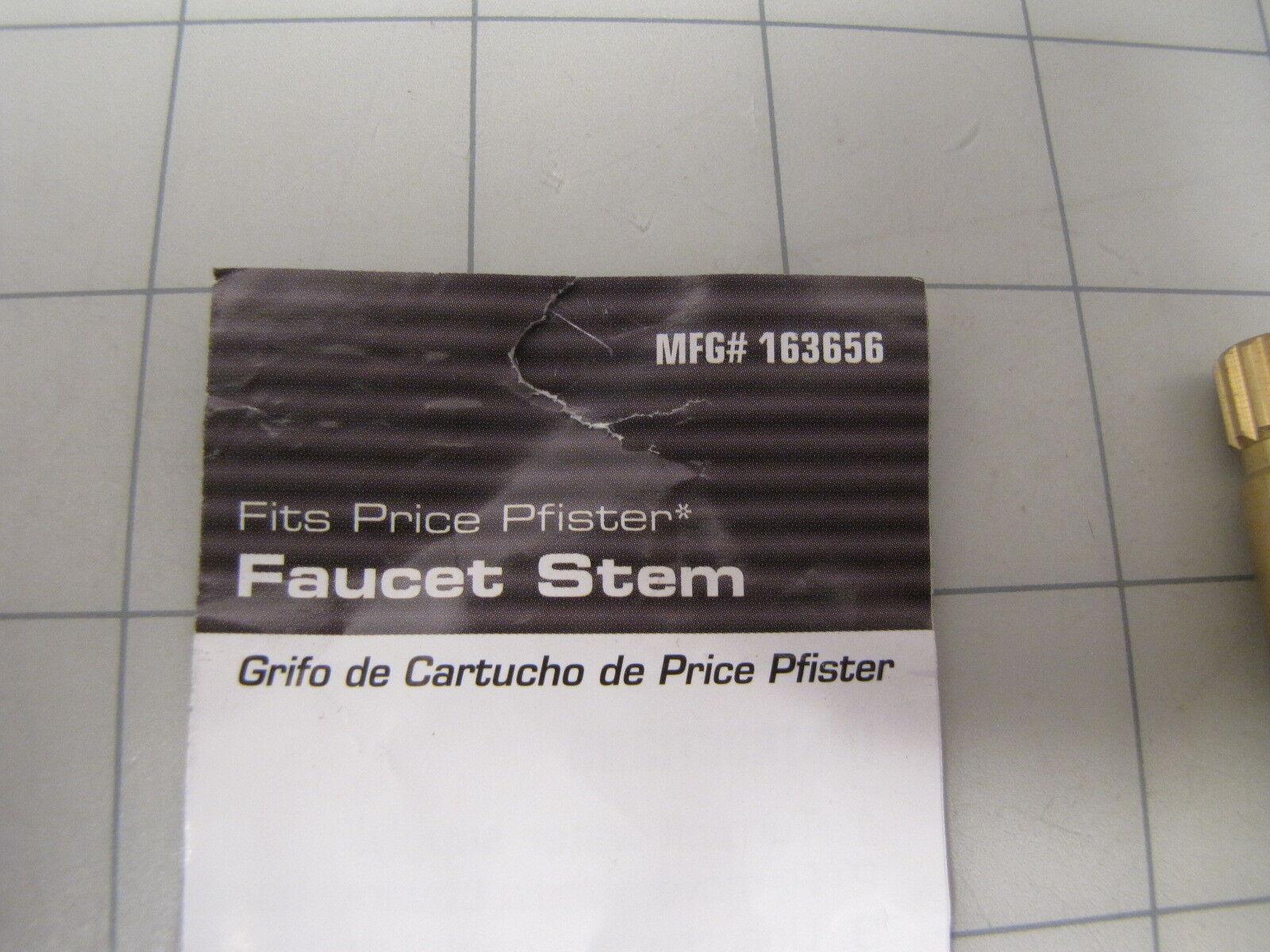 ProPlus 163656 Faucet Diverter Stem Fits Pfister | eBay