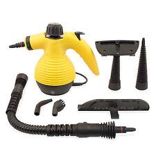 Multi Purpose Handheld Steam Cleaner 1050W Portable Steamer W/Attachments