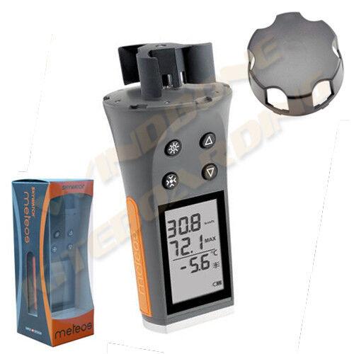 SkyWatch Meteos Wind Meter Anemometer Kiteboarding Kite Speed Omnidirectional