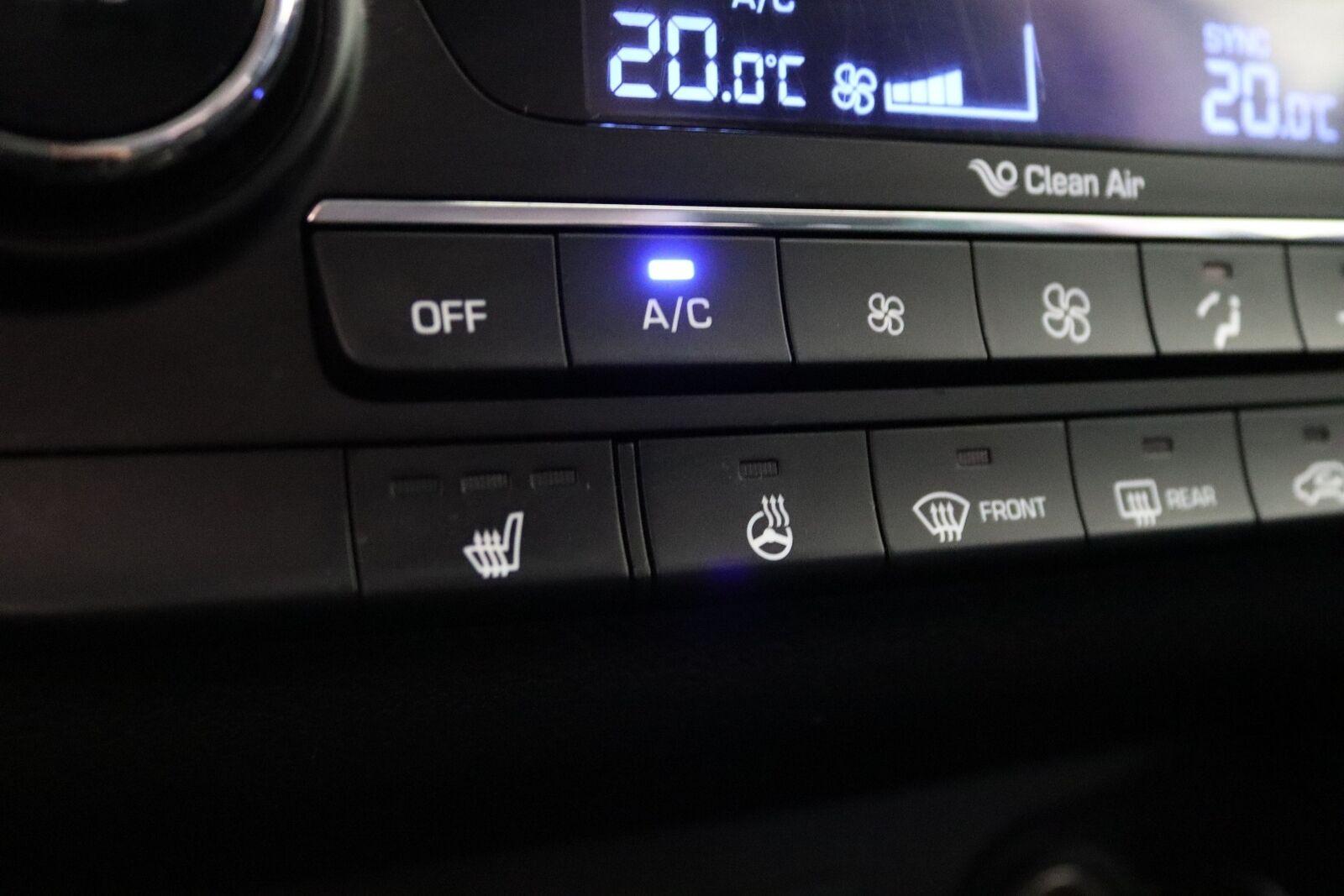 Hyundai Tucson 1,7 CRDi 115 Trend - billede 16