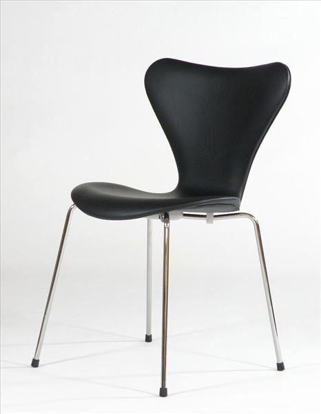arne jacobsen stol 3107 k b og salg af nyt og brugt. Black Bedroom Furniture Sets. Home Design Ideas