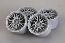 Hobby Design HD03-0352 1/18 19inch BBS LM Wheels (4 resin wheel rims)