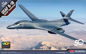 1-144-Scale-USAF-B-1B-34th-BS-034-thunderbirds-034-12620-ACADEMY-HOBBY-KITS