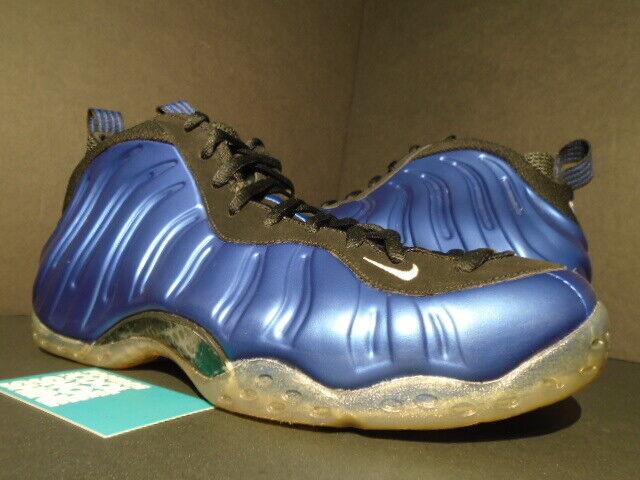 2011 Nike Air Foamposite One Penny neon bleu roi noir blanc XX 314996-500 11