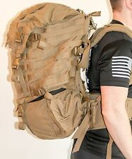 EAGLE INDUSTRIES COYOTE USMC MARINE FILBE RUCK WITH POUCHES (New)