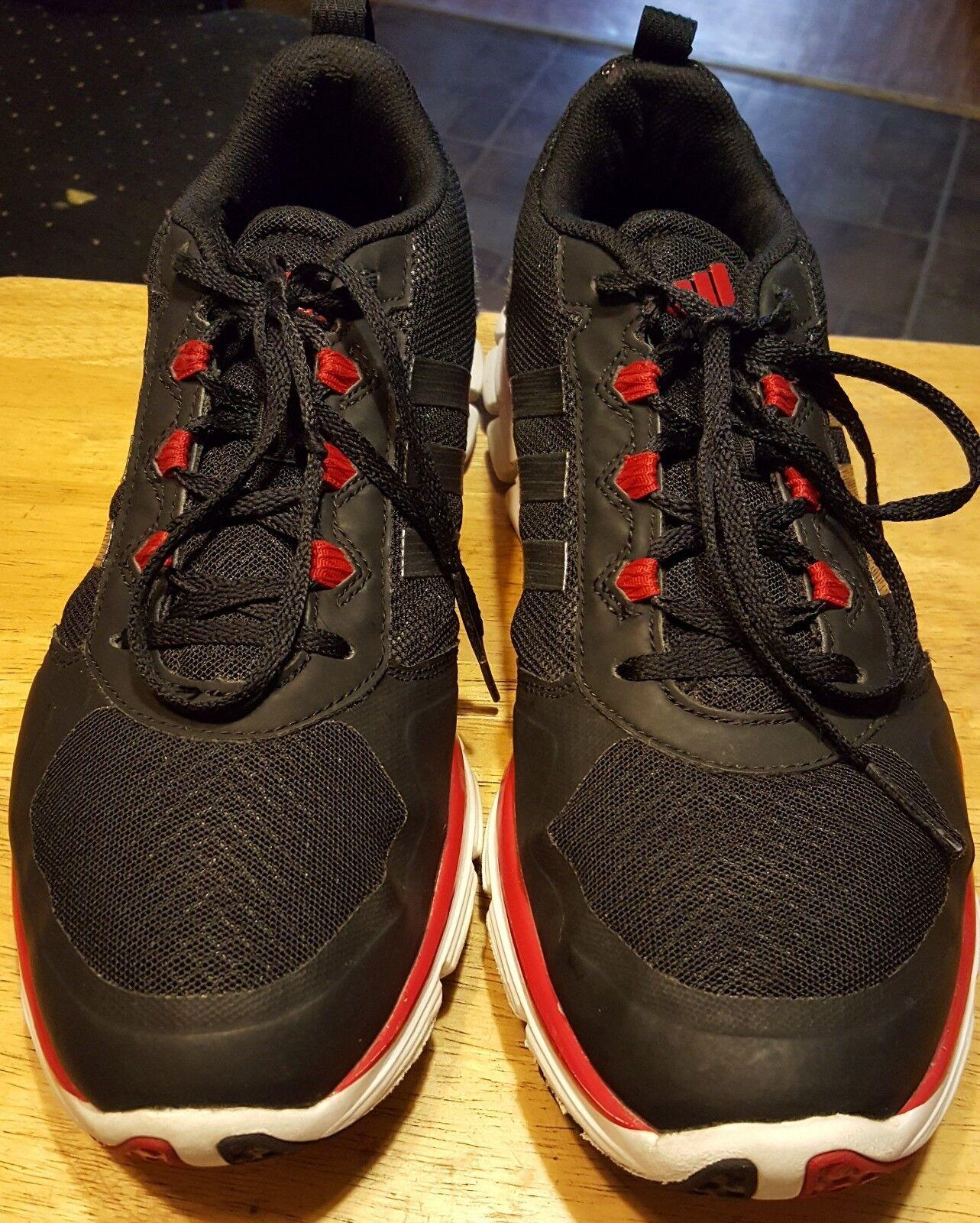 adidas schuhe der männer größe 12 schwarz / rote stutzen, männer der aus nizza 53f43b