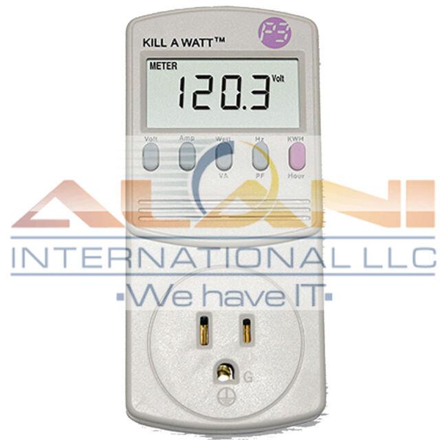 P3 KILL A WATT Electricity Usage Voltage Meter Monitor NEW P4400
