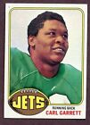 1976 Topps Carl Garrett #218 Football Card