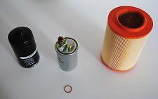 Inspektionskit Filtersatz  VW T4 2,4 D 57KW 78PS  AAB  bis 12.95