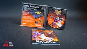 Tekken-3-ps1-Playstation-1-Sony-Playstation-1-1998-VGC-schnell-und-kostenlos-UK-PORTO