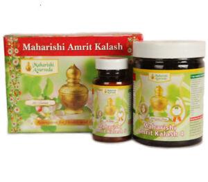 MAHARISHI-AYURVEDA-AMRIT-KALASH-WITH-SUGAR-FREE-TABLETS-COMBO-PACK