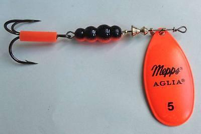 Mepps Aglia Long Spinners et cuillers leurres Toutes Tailles