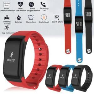 OROLOGIO-SMARTWATCH-CARDIOFREQUENZIMETRO-FITNESS-TRACKER-SPORT-BAND-ANDROID-iOS