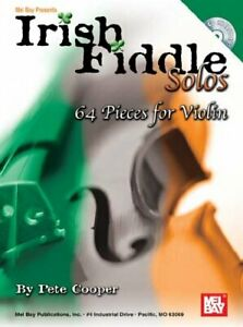 Irish-Fiddle-Solos-64-Pieces-for-Violin-With-CD-by-Cooper-Pete-Book-The-Fast