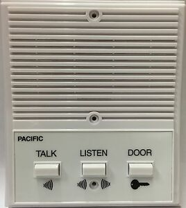 Pacific Electronics Apartment Intercom Station 3406 universal 5/6 wired system
