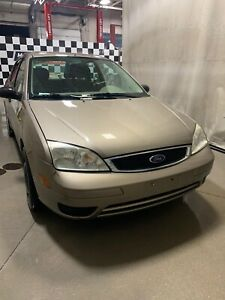 2005 Ford Focus ZX4 Special Edition