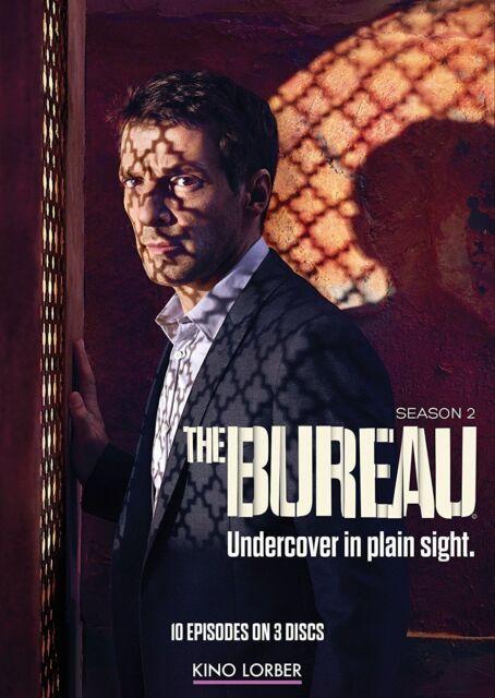 Bureau Season 2 DVD New Free 1st Class Shipping From USA