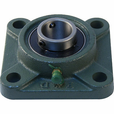 UCF Metric Self Lube Bearing 4 Bolt Flange