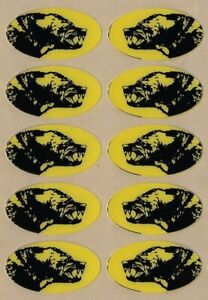 MICHIGAN-WOLVERINES-Football-Helmet-PERFORMANCE-AWARD-Decals-Stickers