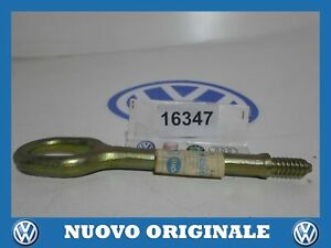 Eye Hook Tow Front Tow Hitch Front Original VW Polo 1991 1994