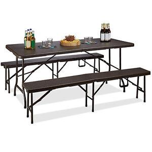 Set di mobili da giardino rattan per esterni da giardino 6 posti divano sedie e tavolo Lounge