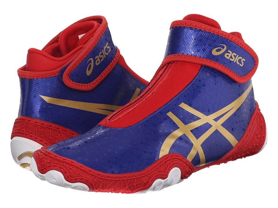 NEW 11.5/45 ASICS OMNIFLEX-ATTACK V2.0 WRESTLING SHOES 11.5/45 NEW KICKBOXING/MARTIAL ARTS c475a5