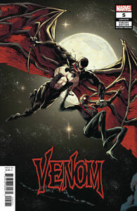 Venom-5-Donny-Cates-Marvel-comic-2nd-Print-2018-unread-NM