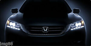 Image Is Loading Honda 2013 2014 2015 Accord V6 To LED